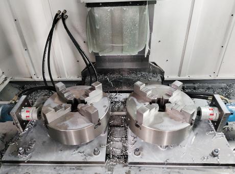 法兰生产设备5