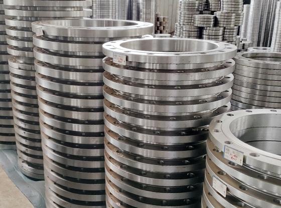 国标大口径对焊钢制管法兰